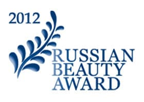 Russian Beauty Award 2012